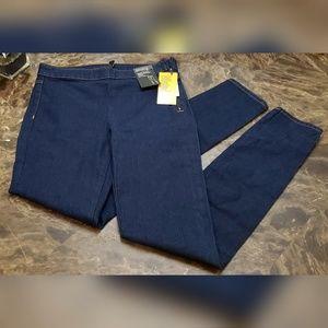 H&M Divided Dark Wash Super Skinny Jean Size 6